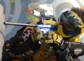 Nuova Apertura Campo Paintball