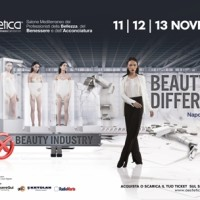 """""""Aestetica Beauty Difference"""" alla Mostra d'Oltremare"""