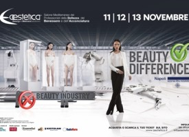 """Aestetica Beauty Difference"" alla Mostra d'Oltremare"