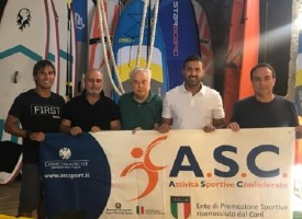 SUP POSILLIPO affiliato ad ASC