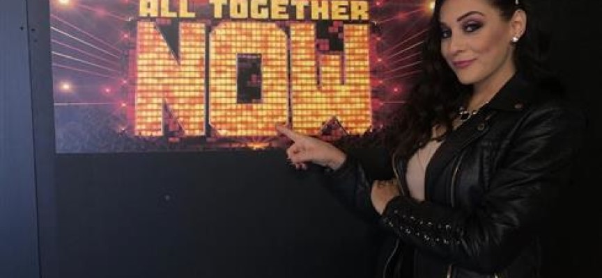 Lucya torna nel Muro di 'All Together Now'